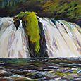 Falls, Salmon Creek