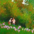 Botanizing in Monet's Garden
