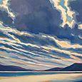 Cloudscape - Hardanger Fjord