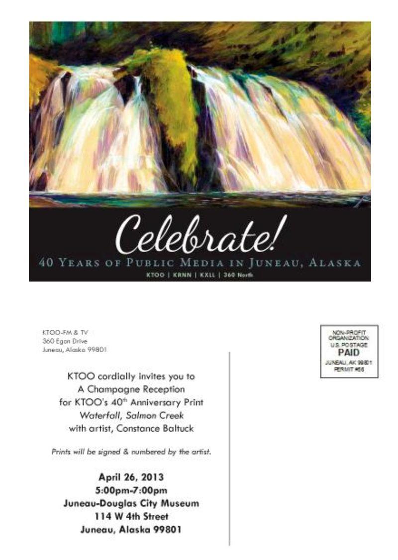 Celebration! Invitation