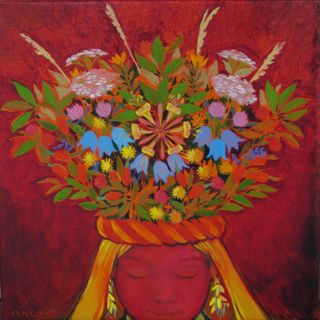 Small Image Bridal Crown