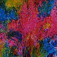 Fireweed/Lupine Triptych