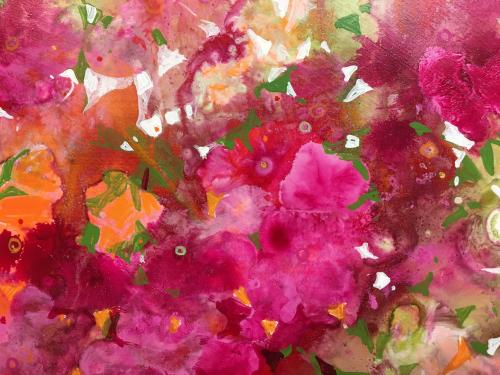 Detail, Sitka Rose