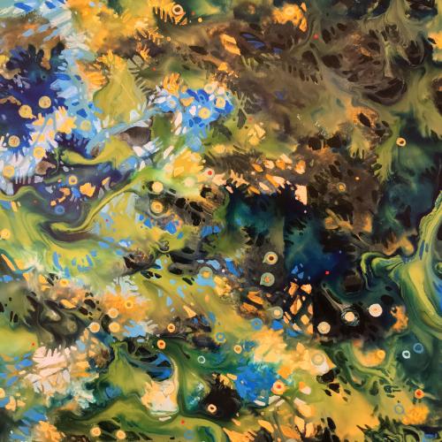Detail, Sitka Spruce