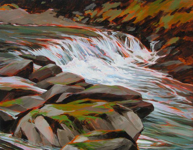 Short Falls, Gold Creek